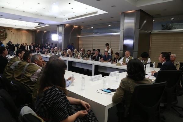 Canciller Moncada Sostuvo Encuentro Con Invitados Internacionales Electorales Para La