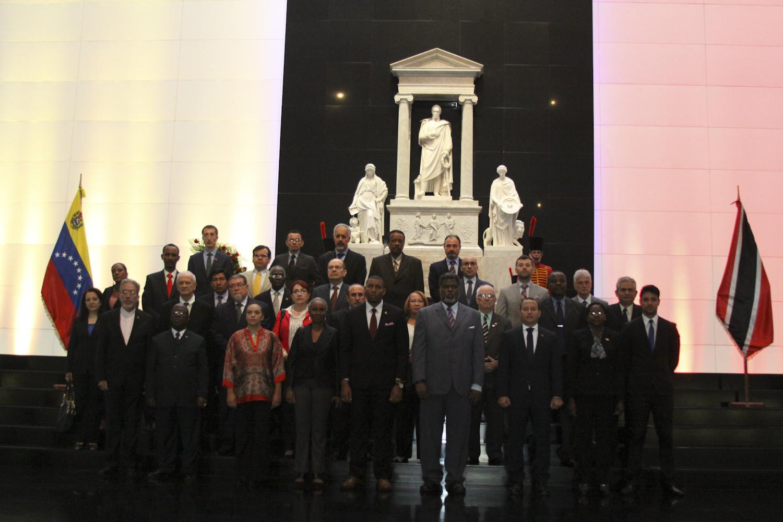 Trinidad Y Tobago Conmemor Su 55 Aniversario De Independencia Ministerio Del Poder Popular