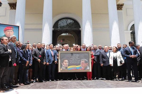 Canciller Arreaza La Asamblea Nacional Constituyente Es Desencadenante Hist Rico De Soberan A