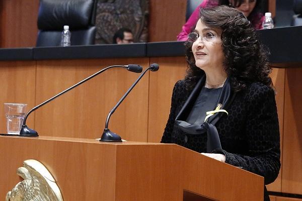 Senadora México