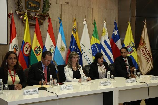 Defensor A De Venezuela Celebra D A Del Defensor P Blico Del Mercosur Ministerio Del Poder