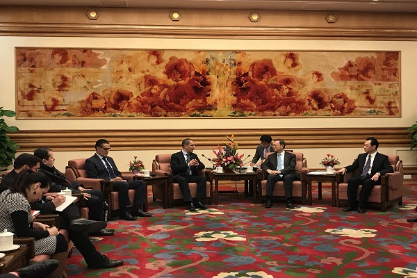 Venezuela Y China Profundizan Alianza Estrat Gica Integral De Cooperaci N Ministerio Del Poder