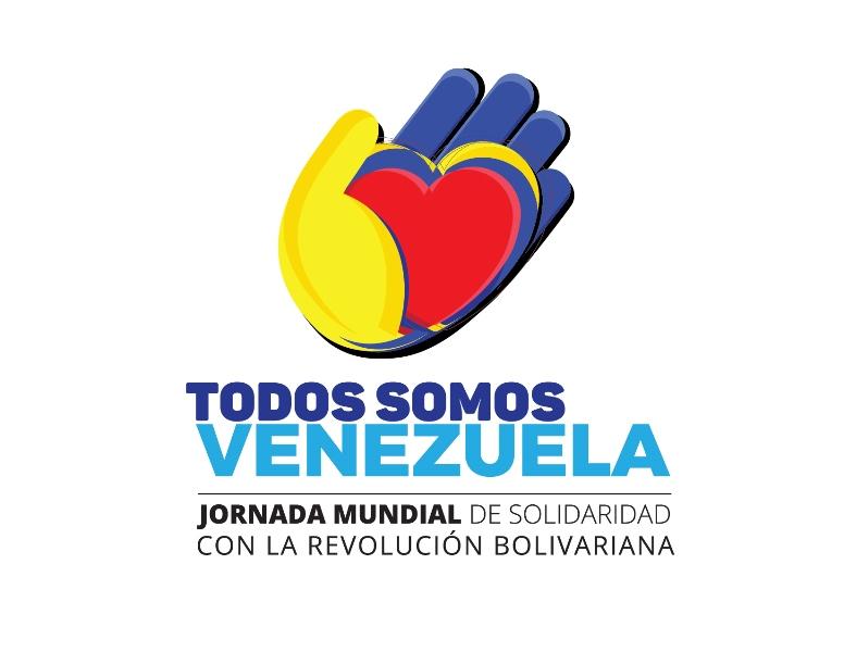 Movimiento Mundial de Solidaridad Todos Somos Venezuela