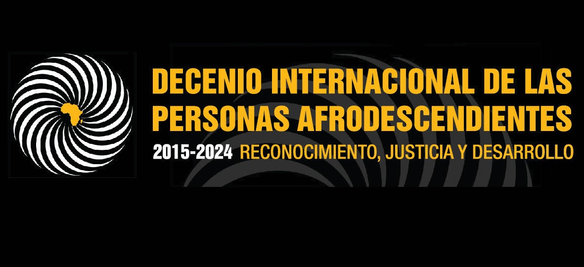 Decenio Internacional de Afrodescendientes