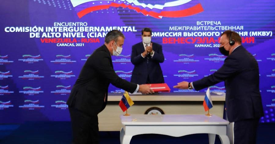 Venezuela firma acuerdos para la adquisición de la nueva vacuna rusa EpiVacCorona