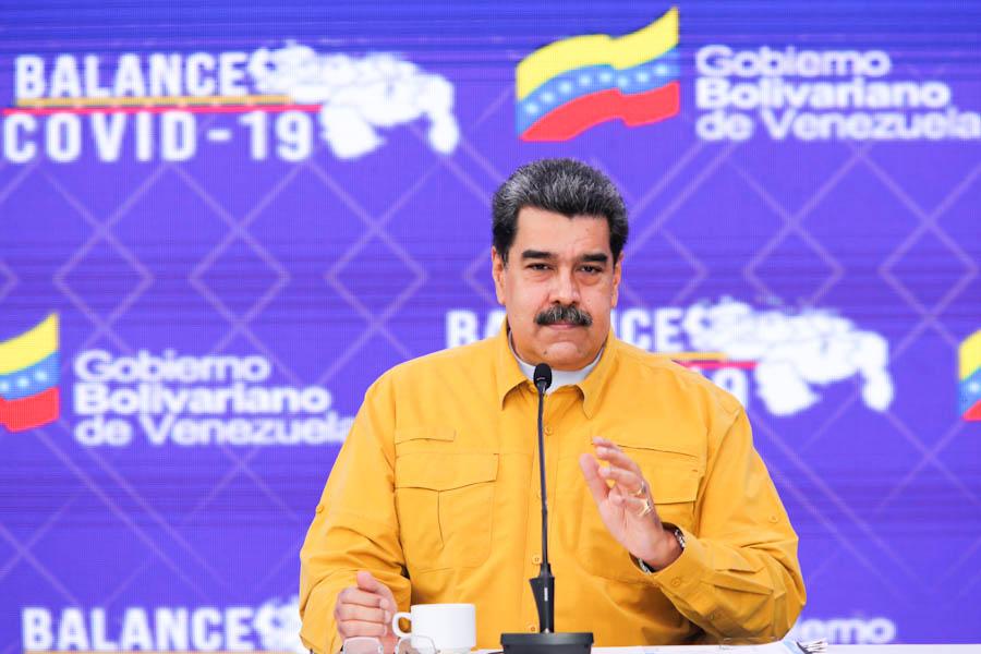 Presidente Maduro exhorta a la ONU trascender comunicados y dar respuestas al pueblo colombiano