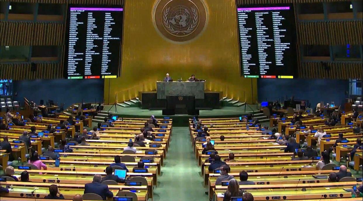 184 países del mundo rechazan en ONU bloqueo de EEUU contra Cuba