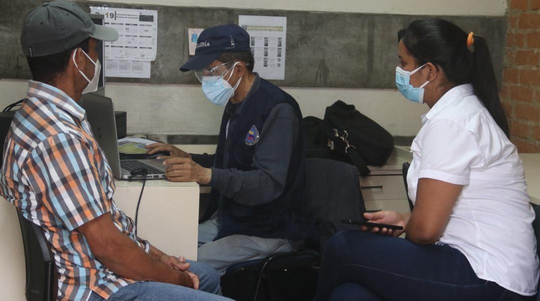 Conare inicia jornadas de registro e identificación de nuevos solicitantes de refugio en Venezuela