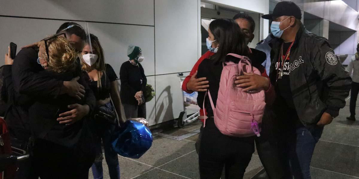 Otros 258 repatriados desde Perú pueden volver a abrazar a su familia gracias el Plan Vuelta a la Patria