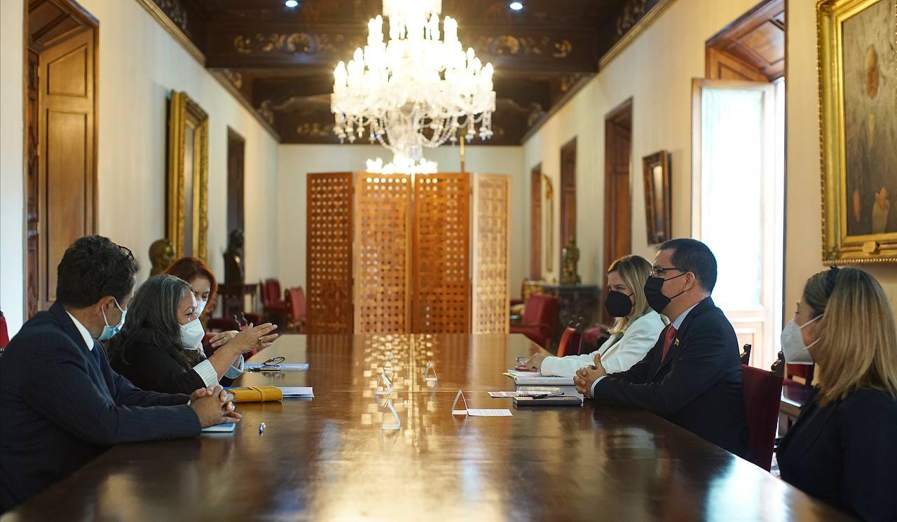 Venezuela y Unicef avanzan en fortalecimiento de la cooperación en beneficio de la infancia