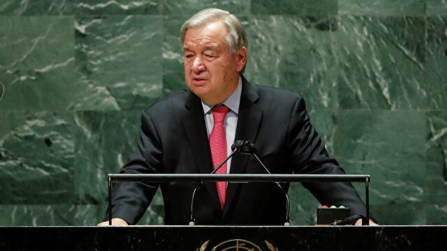 Secretario General de la ONU insta a reforzar la gobernanza global y reavivar el multilateralismo