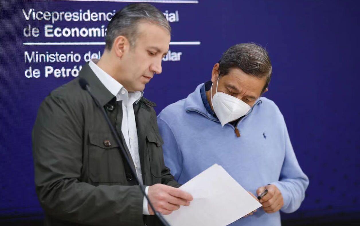 Vicepresidente El Aissami denuncia operación de despojo y robo de activos de Venezuela en el extranjero