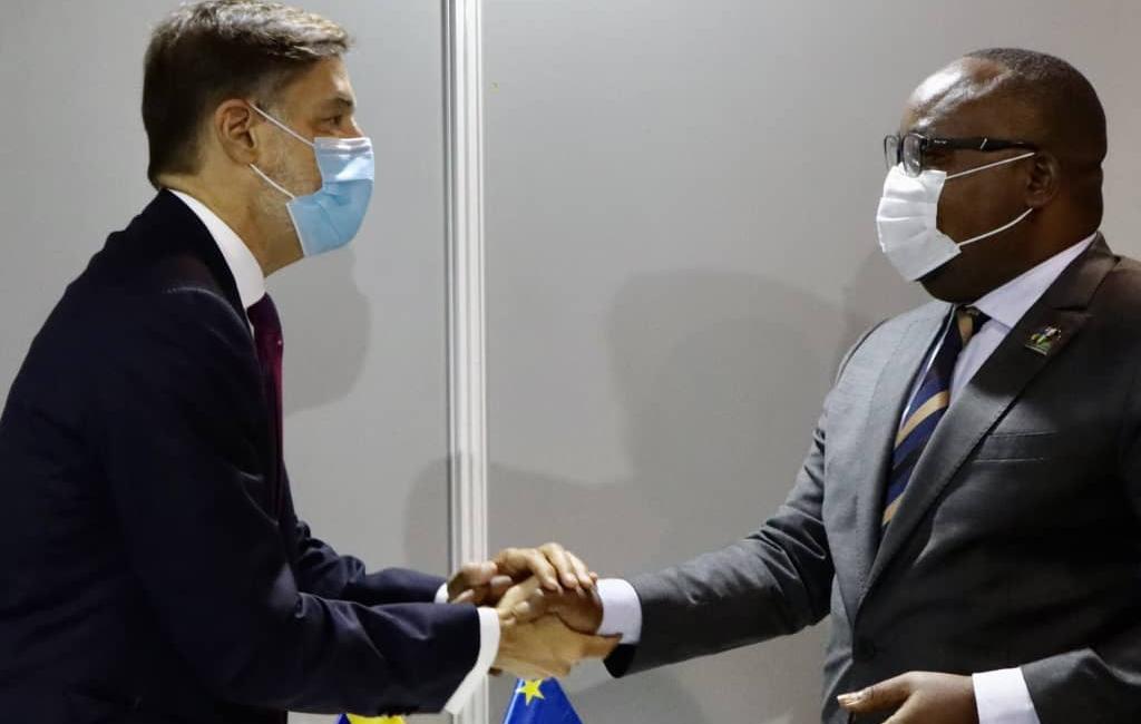 Venezuela y República Democrática del Congo revisan cooperación bilateral durante reunión del Mnoal