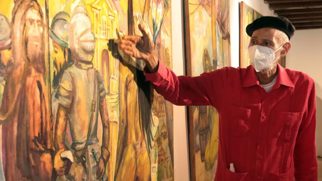 Viceministra Capaya Rodríguez: Exposición 529 años de Resistencia Indígena es expresión de cultura emancipadora y libertaria