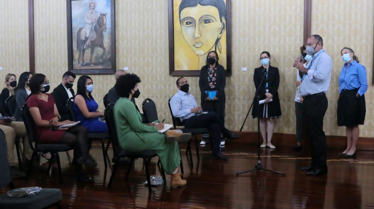 Instituciones multilaterales de la ONU realizan exposición en la Cancillería de Venezuela