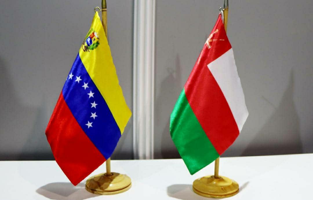 Venezuela y Omán celebran reunión en el marco del aniversario del Mnoal