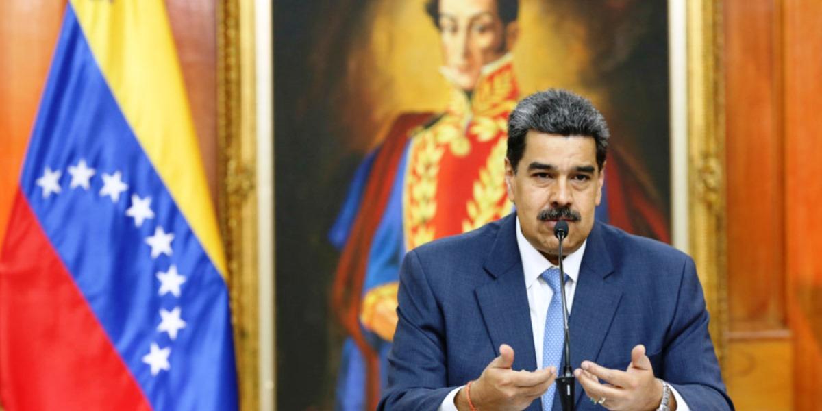 Presidente Maduro envía carta al Rey de España exigiendo respeto a memoria de pueblos originarios