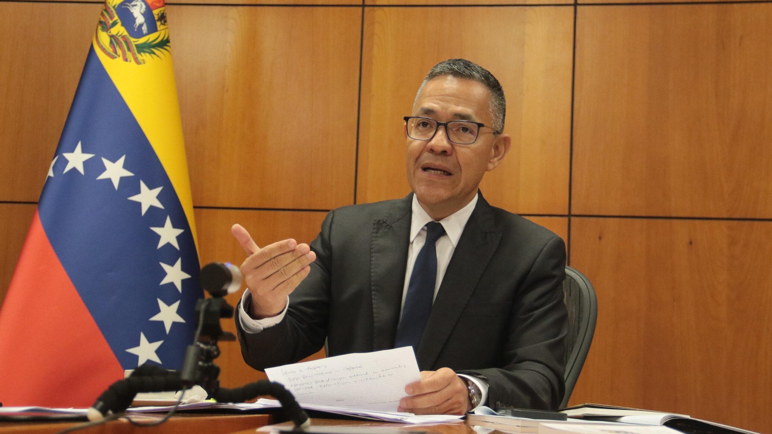 Ministro Villegas destaca vínculos culturales con España en Conferencia Iberoamericana