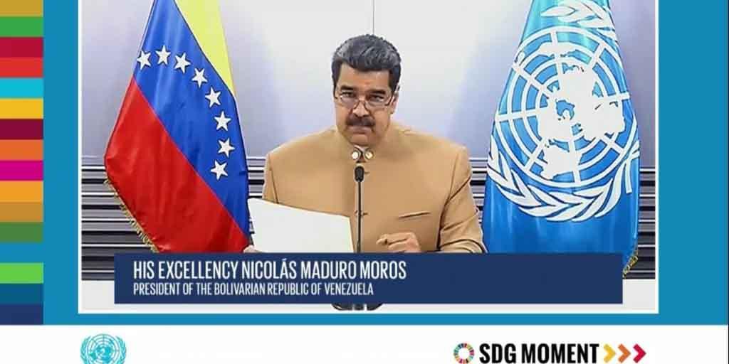 """Presidente Maduro ratifica en la ONU compromiso de Venezuela con Agenda 2030 en """"El momento de los ODS"""""""