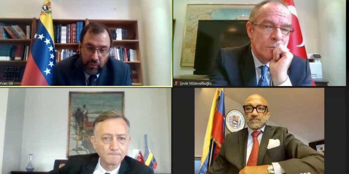 Venezuela y Turquía repasan agenda bilateral tras reciente firma de Tratado de Desarrollo Comercial