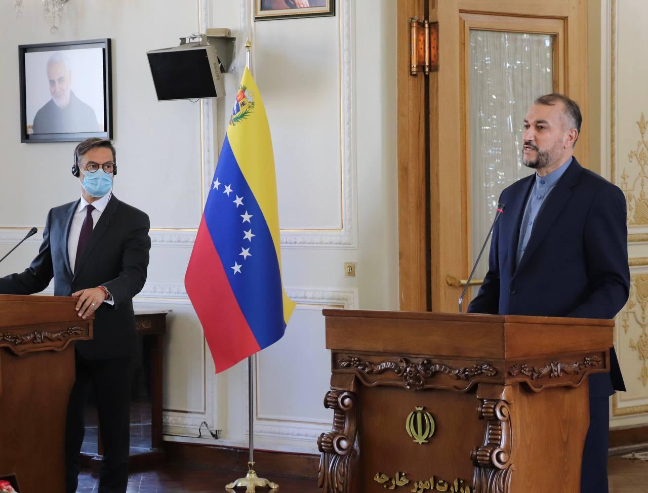 Irán rechaza secuestro del diplomático venezolano Alex Saab por parte de Estados Unidos